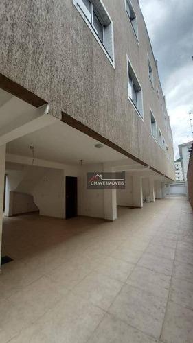 Imagem 1 de 19 de Casa À Venda, 160 M² Por R$ 650.000,00 - Marapé - Santos/sp - Ca0135