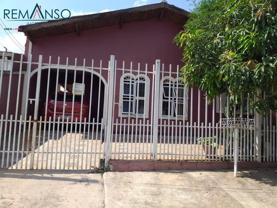 Casa - Jd. Nossa Senhora Auxiliadora - Hortolândia Sp - 202085
