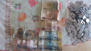 Notas De Dinheiro Antigos E Moedas Antigas P Coleçionador