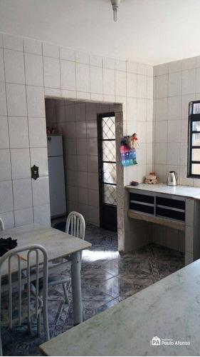 Casa Com 3 Dormitórios À Venda, 127 M² Por R$ 350.000,00 - Jardim Ipê - Poços De Caldas/mg - Ca1043