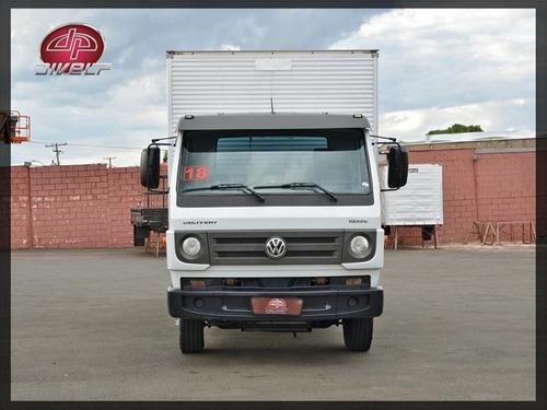 Imagem 1 de 15 de Caminhão Volkswagen Com Baú