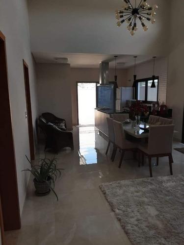 Casa Térrea Condomínio Terras Do Vale Em Caçapava - Cf-1628