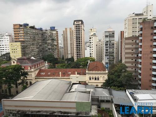 Imagem 1 de 15 de Apartamento - Higienópolis  - Sp - 560943