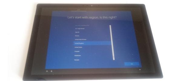 Surface Pro (2017) 5ta M1796 4/128gb Core I5 12.3¨pixel 770g