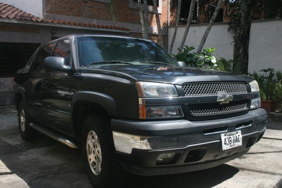 Chevrolet Avalanche Vortec 5.3 8 Cilindros 2006 Gris