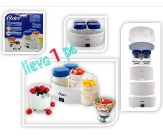 Yogurt Maker Oster/ Maquina De Yogurt / Yogurera / Yogurtera