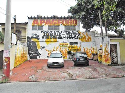 Galpão, Cidade Jardim Cumbica, Guarulhos - Cod.1054