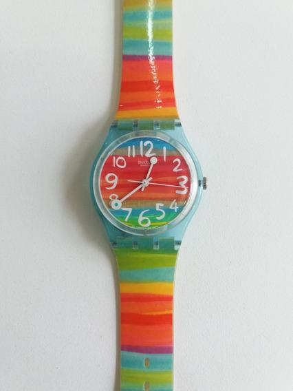 Relógio Swatch Color The Sky Gs124