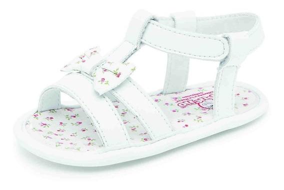 Sandalia Para Bebe Ensueño 2851-21 Blanco