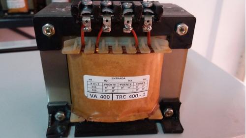 Transformador De Control 400va 440-220/220-110v