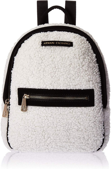 Mochila Armani Exchange Mujer Backpack Bolsa Original Lujo
