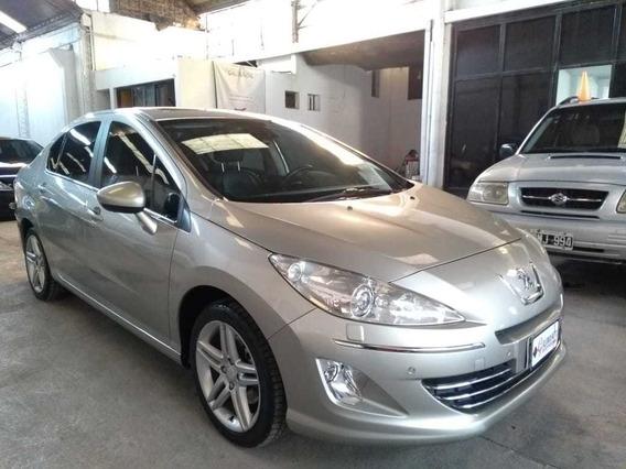 Peugeot 408 1.6 Thp Sport.año 2013.unica Mano