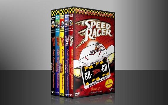 Dvd Speed Racer - Série Completa