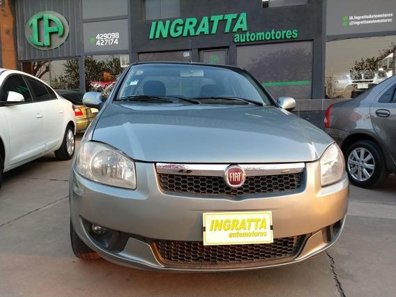 Fiat Siena 1.4 Attractive - Gnc - 2015 - 239.000km -