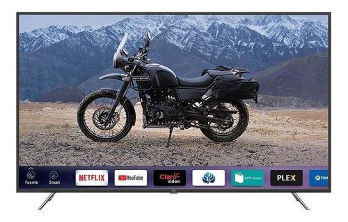 """Imagen 1 de 4 de Smart TV Kalley K-LED65UHDSFBT DLED 4K 65"""" 110V/240V"""