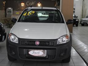 Fiat Strada 2016 **sem Entrada + 999,00 Mensais Fixas**