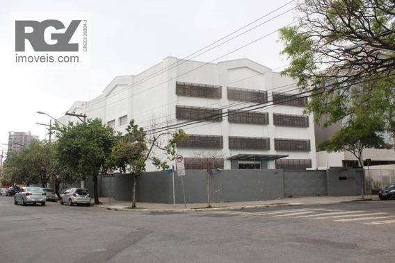 Galpão Para Alugar, 2300 M² Por R$ 80.000/mês - Várzea Da Barra Funda - São Paulo/sp - Ga0083