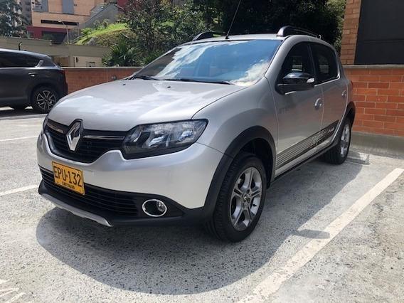 Renault Sandero Stepway Intens Automático