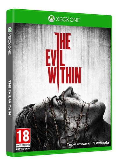 The Evil Within Xbox One Mídia Física Usado