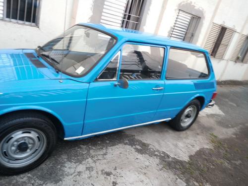 Imagem 1 de 12 de Volkswagen Vw Brasilia  2 Portas