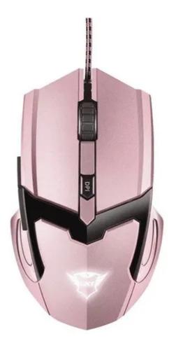 Mouse Ganer Usb Color Pink Trust Gxt 101