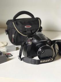 Câmera Canon Powershot Sx30is