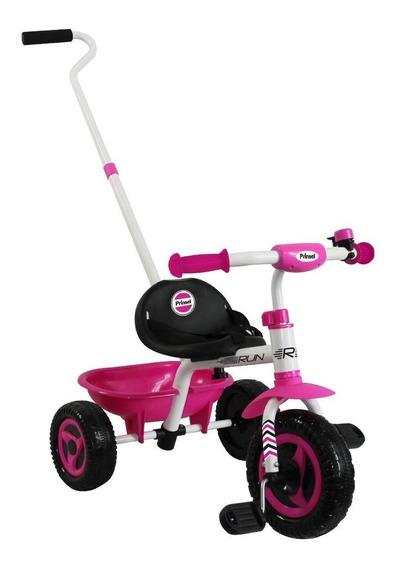 Triciclo Run Rosa