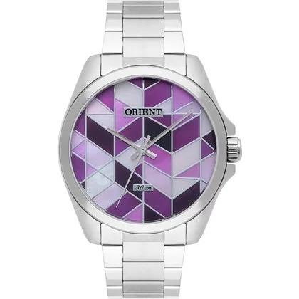 Relógio Orient Feminino Mosaico Fbss0060 Lrsx