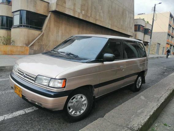 Mazda Mpv Mazda Mpv Modelo 95