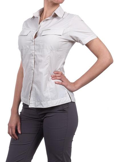 Camisa Dama Raffike Ghiblis M/corta