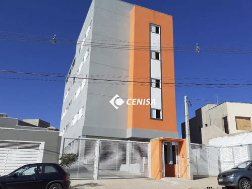 Imagem 1 de 1 de Apartamento Com 2 Dormitórios À Venda, 58 M² - Jardim Barcelona - Indaiatuba/sp - Ap1172