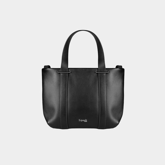 Bolsa By The Seine Nano Tote Bag Casual Lipault Black