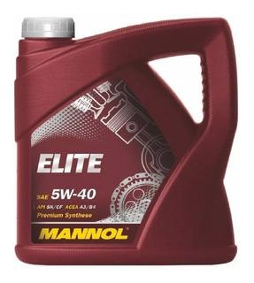 Aceite Mannol Elite 5w40 5lt Sintetico Made In Germany Envio