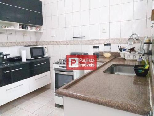 Apartamento Com 2 Dormitórios À Venda- Encruzilhada - Santos/sp - Ap30508