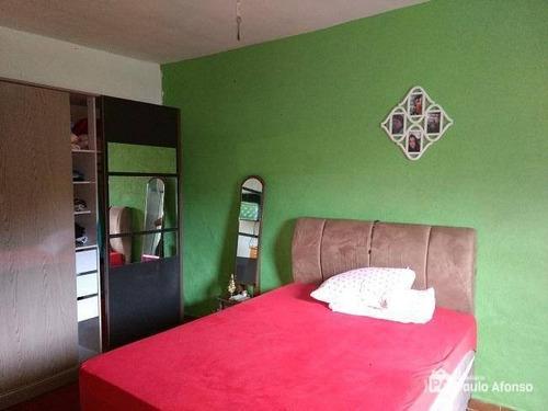 Casa Com 2 Dormitórios À Venda, 65 M² Por R$ 155.000,00 - Jardim Nova Aparecida - Poços De Caldas/mg - Ca0499
