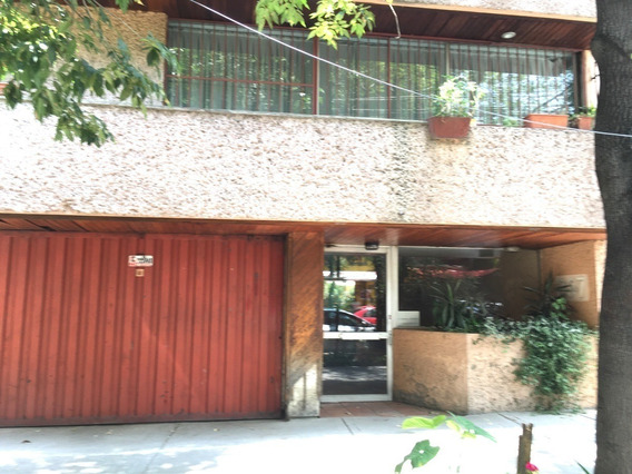 Rento Depto En Col Roma Sur
