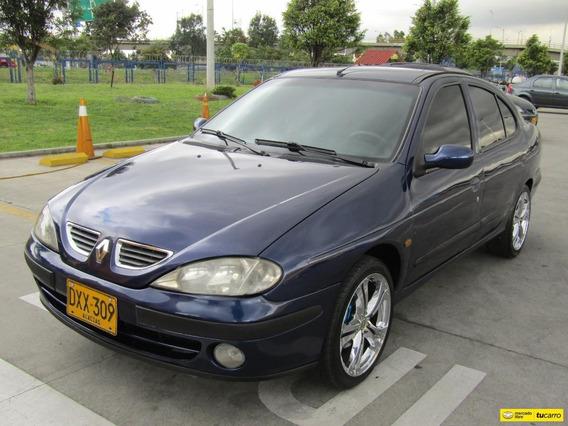 Renault Megane Dinamique Mt 1.6