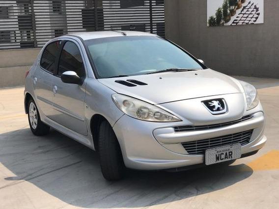 Peugeot 207 Xr 1.4 8v Flex, Hcv2345