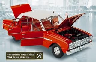 Ford Falcon Parar Armar 1/18 - Salvat Fasiculo N°9