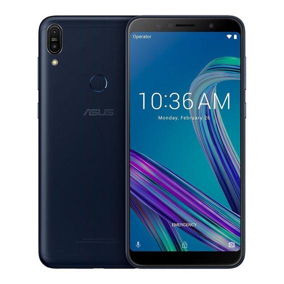 Smartphone Zenfone Asus Max Pro (m1) Zb602kl-4a136brr 64gb Dual Chip Android Tela 6 Câmera 13 + 5mp (dual Traseira).