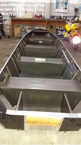 Barco De Aluminio  Tucunaré 500