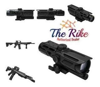 Mira Telescopica Ncstar Gen 3 Mark Iii 3-9x40 P4 Sniper