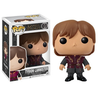 Funko Pop Tyrion Lannister 01 Games Of Thrones Original