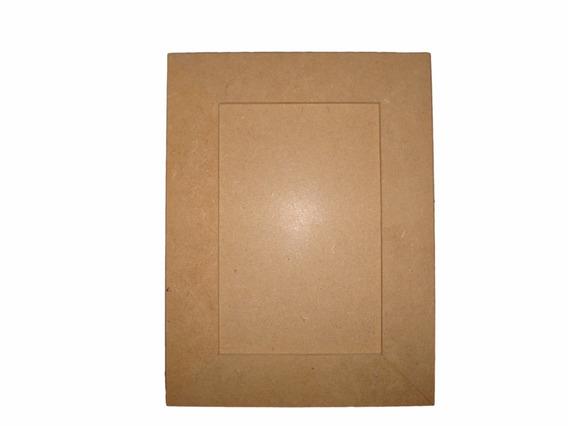 Porta Retrato 10cmx15cm + Acetatos- 25 Unidades Cada