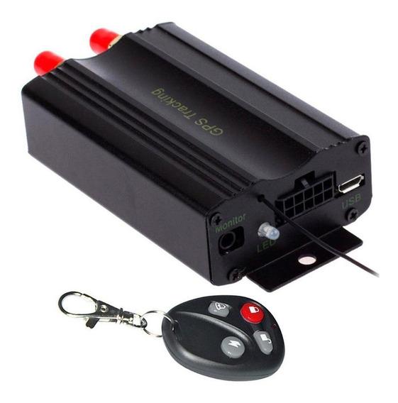 Rastreador Gps Bloqueador Veicular Original On Cobam Tk-103b