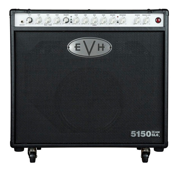 Amplificador Guitarra Fender Evh 5150 Valv 1x12 Sale%