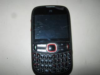 Celular Smartphone Dual Chip Zte V821 Android 2.2 Sem Touch