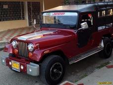 Jeep Cj Cj6