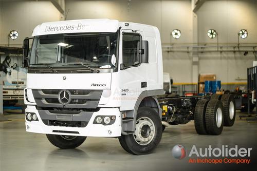 Mercedes-benz Atego 2425 Techo Bajo - Autolider