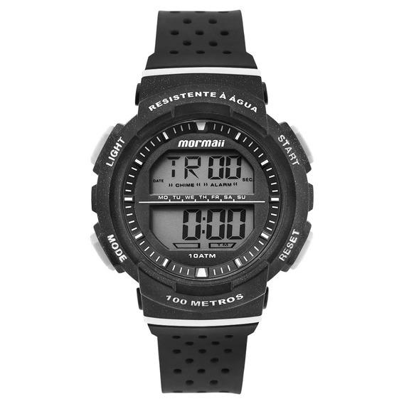Relógio Mormaii Digital Fun Mo36508p Preto